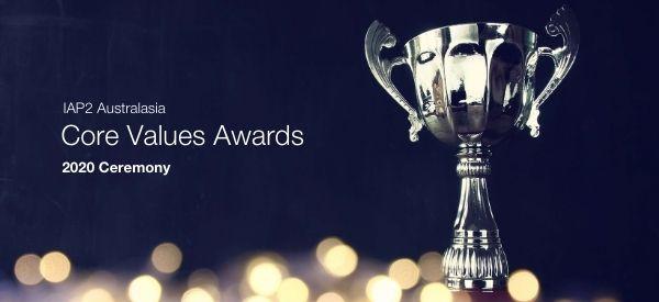 Core Values Awards 2020 ceremony