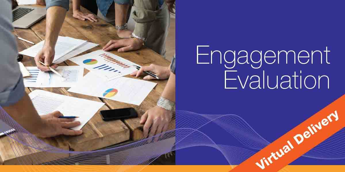 Engagement Evaluation Virtual Delivery banner